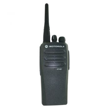 Motorola DP1400 UHF 16 Ch Analogue NimH Battery Stubby Antenna