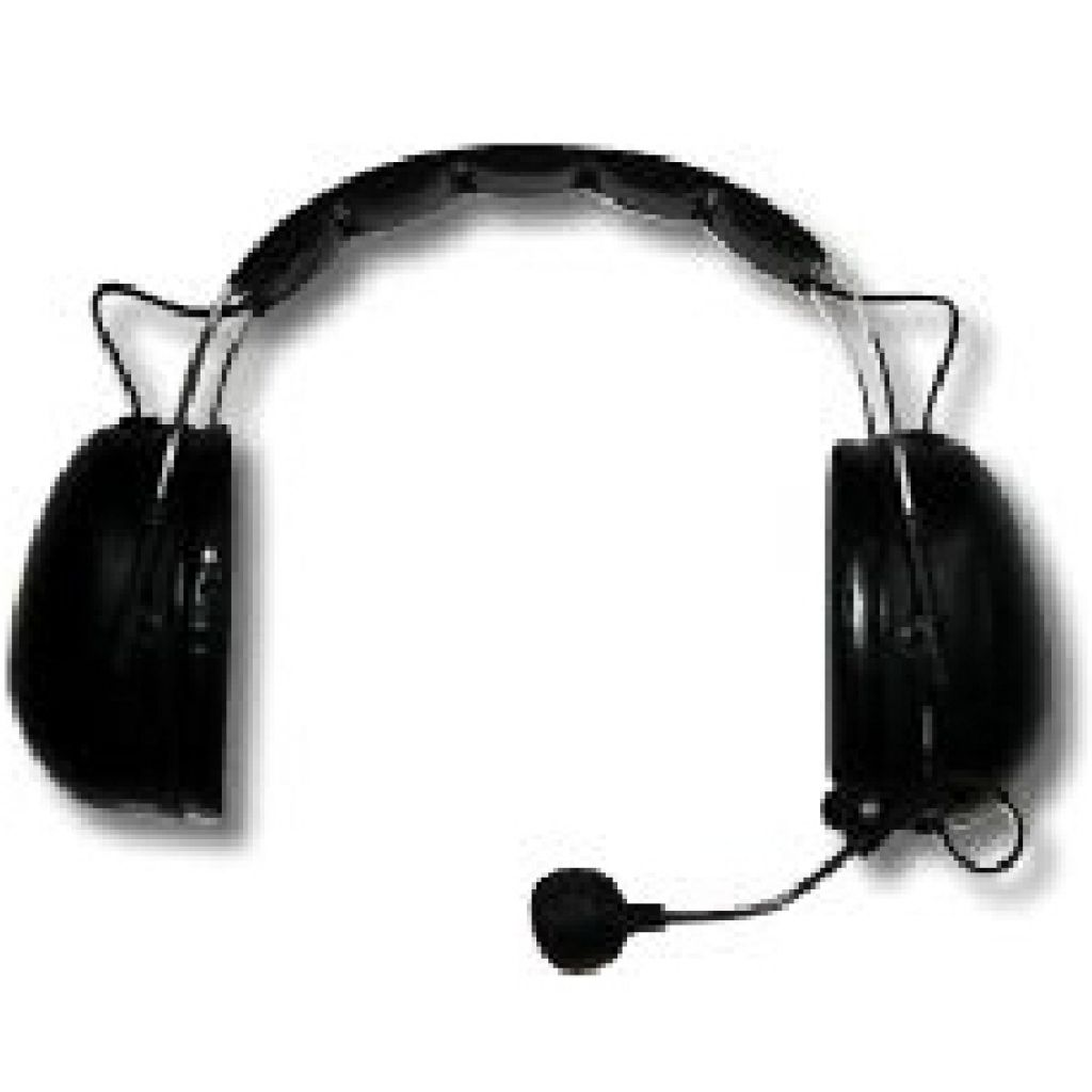 Peltor Communication Headset with TP120 jack SNR 33dB