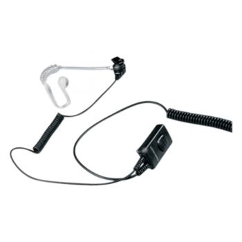 Sentinel THR880i Kevlar 1 Wire Earpiece with Large front facing PTT