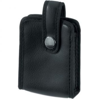 Wireless Tour Guide leatherette case with belt loop