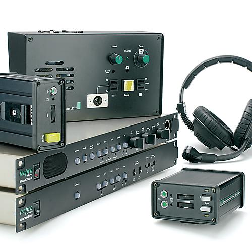 Canford Audio Tecpro BP511 Intercom Talkback Beltpack Clearcom//ASL Compatible