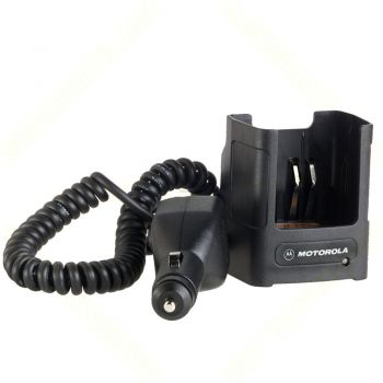 Motorola 12V Vehicle Travel Charger with cradle