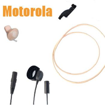 TC4 Motorola DP3400 DP4400 DP4800 MTP850S Wireless Earpiece kit