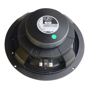D.A.S. 8B Low frequency loudspeaker driver (Aluminium chassis)