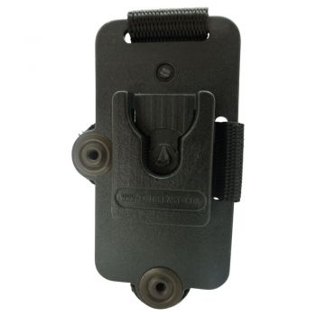 Klick Fast Dock for Vest with MOLLE webbing attachments