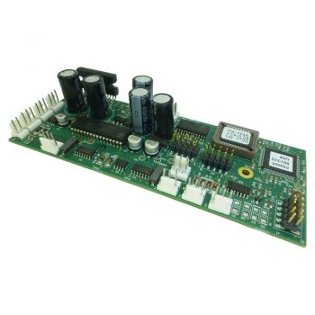 KP12 Controller PCB Assembly Flat 8