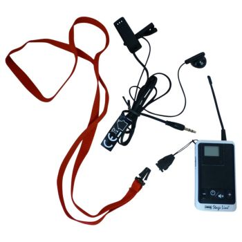 ATS22T Portable transmitter Digital tourguide System