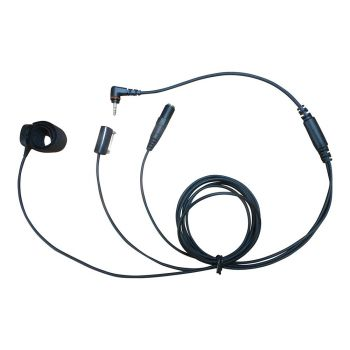 TC4 Hytera PD365 3 wire Covert headset