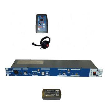 Altair HD Digital Wireless Intercom with 1 wireless duplex beltpacks