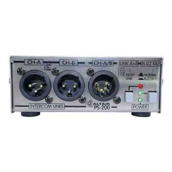 Altair PS200 Theatre Intercom Power Supply