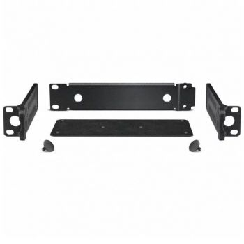 "GA 3 19"" Rack mount kit for stationary evolution wireless G3 and G4 receivers."