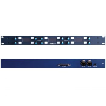 Genie GXP12 Expansion Rack panel with 12 TALK keys