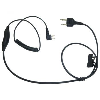 Peltor SportTac TAMT06 Hunting Cable for Icom radios