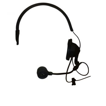 Peltor MT32H01 Light weight single sided headset