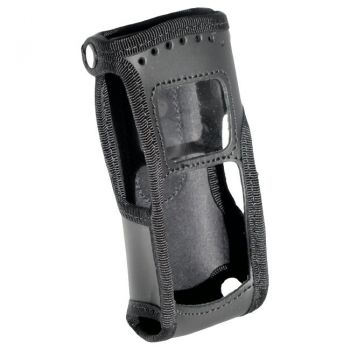 Motorola MTP850 leather case use with PMLN5004A Klick Fast adapter