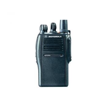 Motorola GP344 UHF small Walkie Talkie Radio