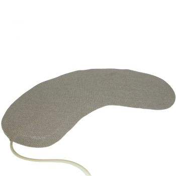 Beige Covert Induction shoulder pad with 3.5mm jack