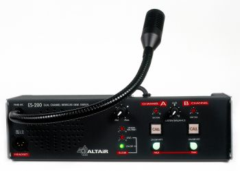 Altair Theatre Intercom 2 channel User  Station