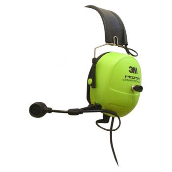 Peltor B.A. Ground Mechanic headset with PTT on ear cup