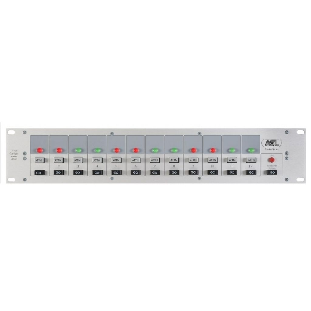 ASL Theatre Cue light system 12 way