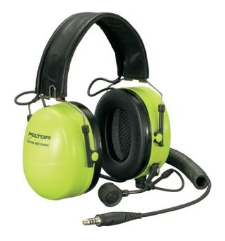 Peltor Ground Mechanic headset High-Visibility