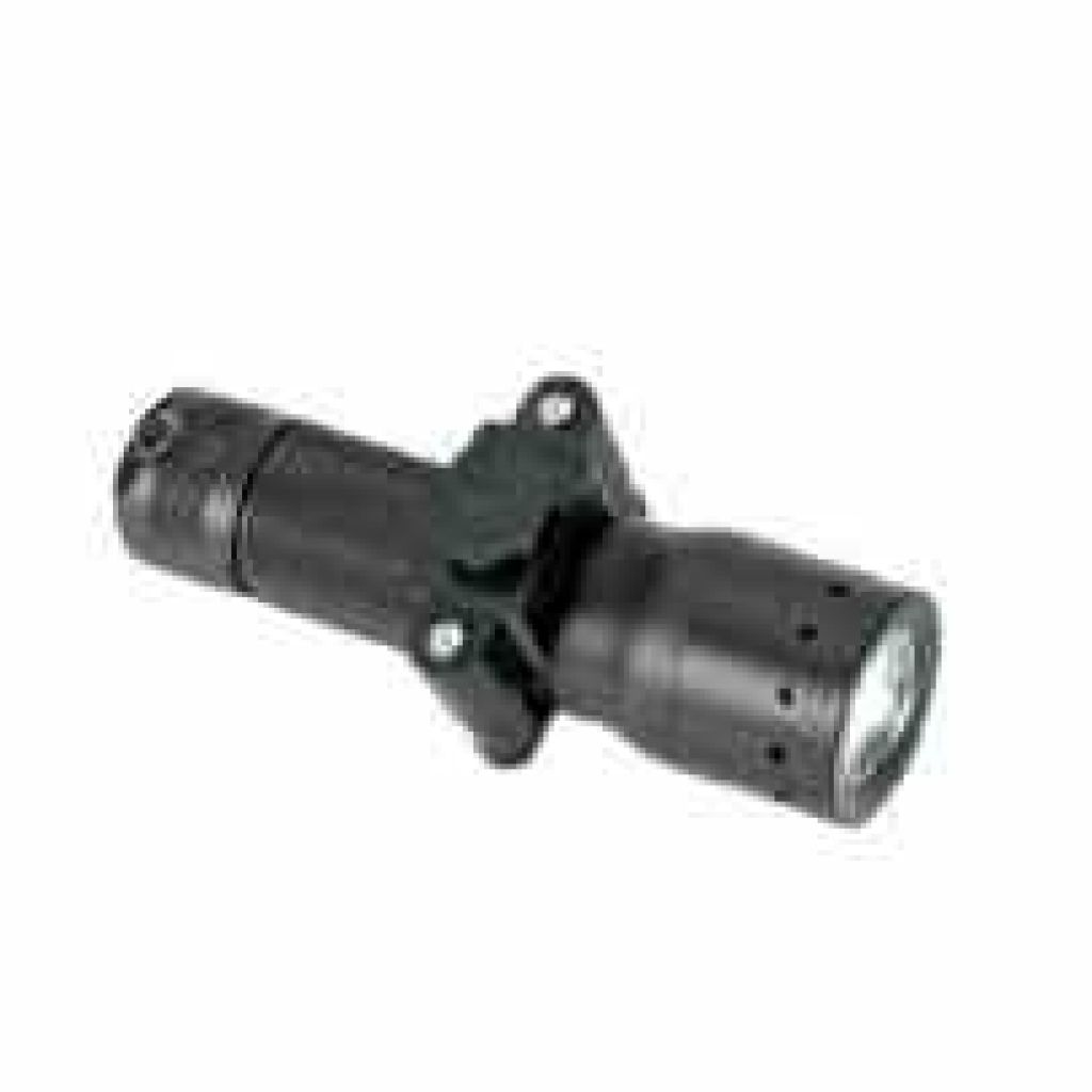 Klick Fast RSTUDTORCH 20mm to 30mm Maglite and Round torch holder
