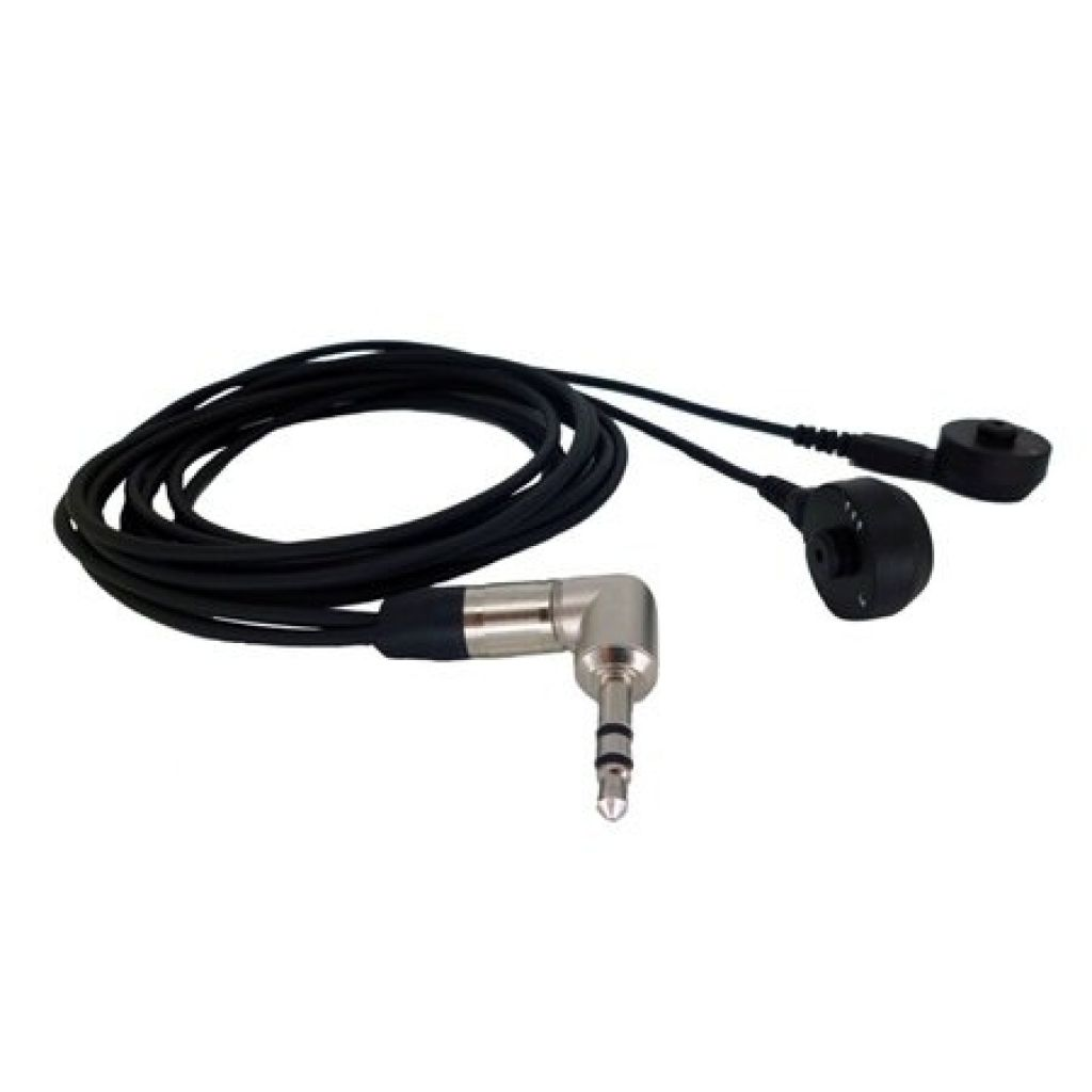 Dual IFB transducer lead 3.5mm 3 pole jack (SKY version)