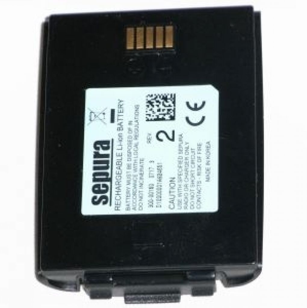 Sepura Radio battery for SRP & SRH tetra radio models