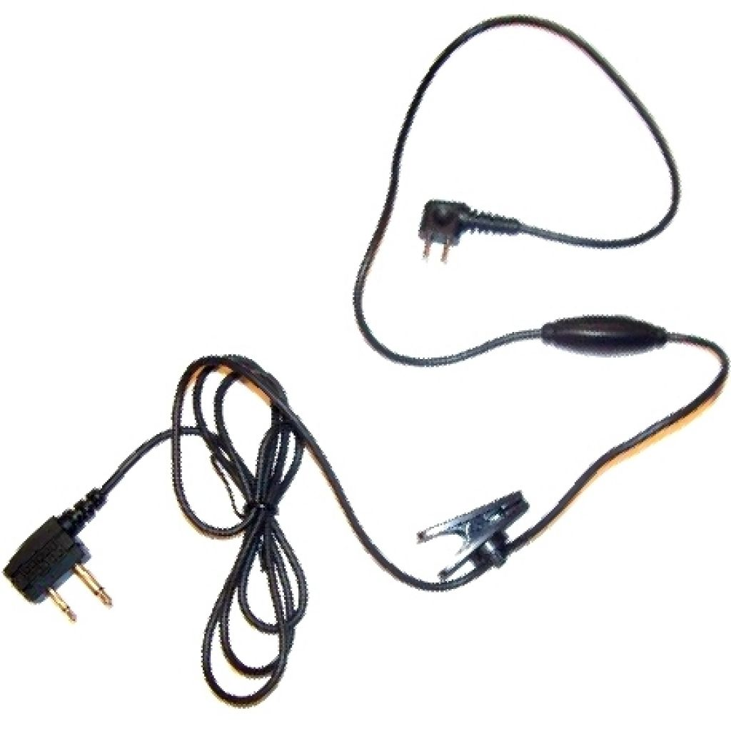 Peltor SportTac TAMT06V Hunting Cable for Icom radios