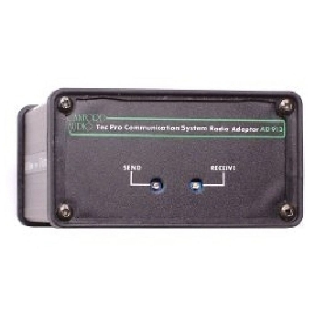Tecpro AD913 Walkie Talkie radio adapter for Tecpro Intercom