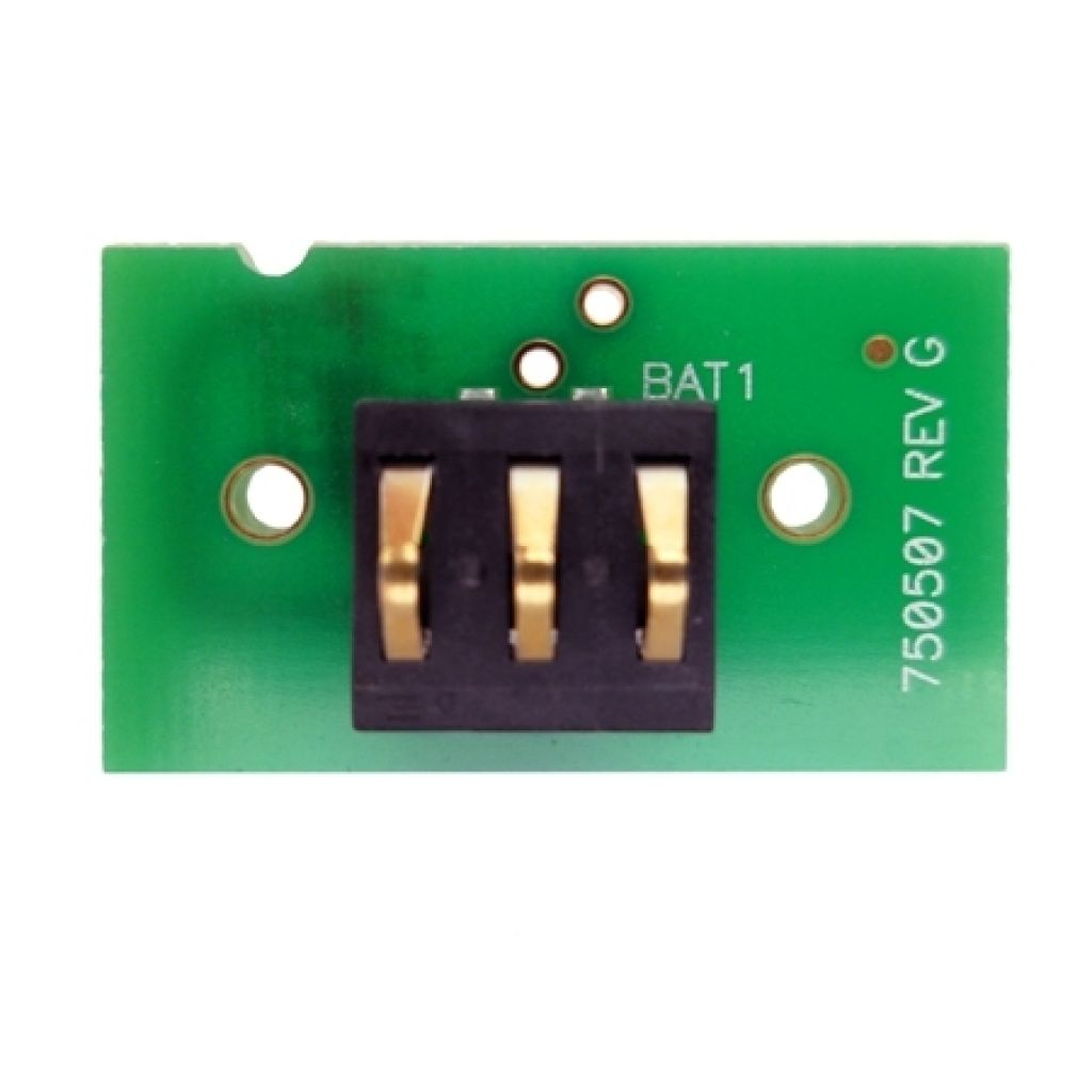 Telex TR700 TR800 Battery Contact PCB