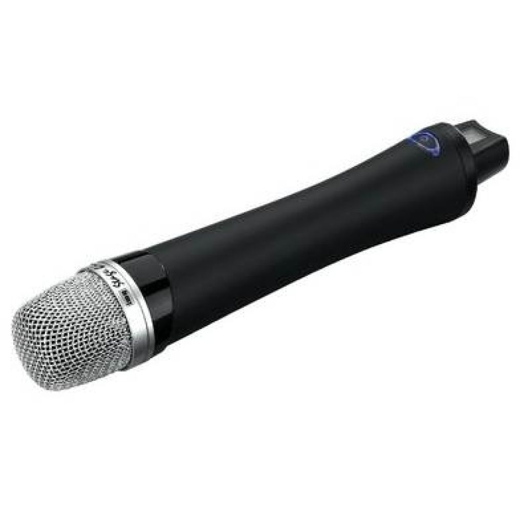 Wireless Tour Guide Handheld Microphone for High Noise level Factory Tours