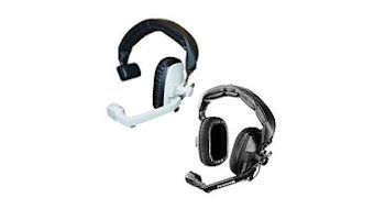 Camera and Comms Headsets Beyerdynamic