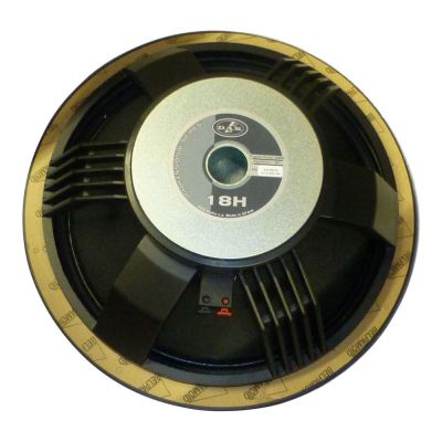 "DAS 18H 1200W 18"" low frequency woofer loudspeaker for Action and Convert 18A - DAS-18H - Showcomms"