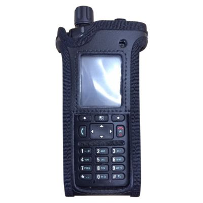 Klick Fast case with Docking stud for Motorola MTP6550 MTP6650 radios - RMTP6000HWP1KFNOD - Showcomms