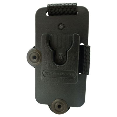 Klick Fast Dock for Vest with MOLLE webbing attachments - DOCKMV - Showcomms