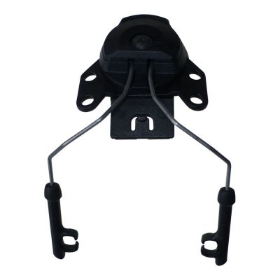 Peltor Litecom helmet attachment with friction sleeve - P3EG-F - Showcomms