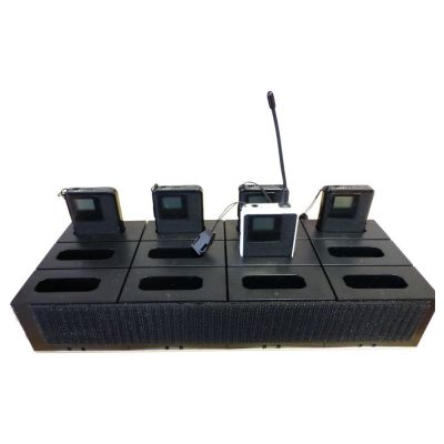 DWS tourguide system charger for 12 users - DWS-12BC - Showcomms