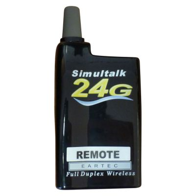 Eartec Simultalk 24 Wireless Beltpack (REMOTE) - SLT24GR - Showcomms