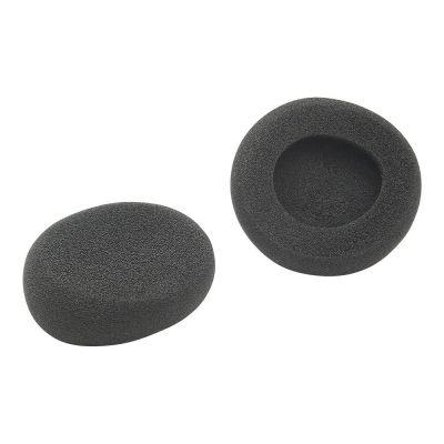 Black Foam Ear Pads For Airman 750 Pair 800456005 Showcomms