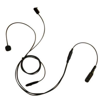 Showcomms Hytera X1E 3 wire Covert surveillance radio headset   - TC4-H5-JACK - Showcomms