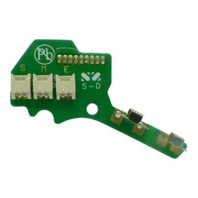 Peltor Sportac Connection Board K163AVA with Battery Contacts - K163AVA - Showcomms