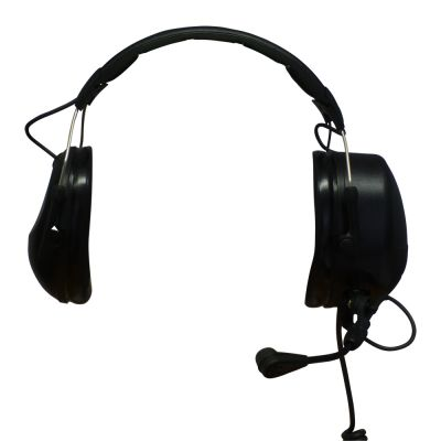Peltor Motorola 2 pin Headset Low profile earshell for Radio Cameras   - MT53H79-61A-21 - Showcomms
