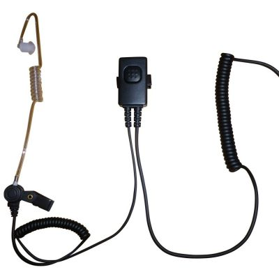Sentinel Airbus THR880i Kevlar 1 Wire Earpiece & Large easy to use - SENTINEL-THR - Showcomms