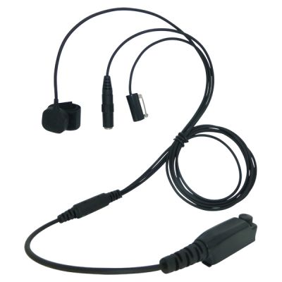 Sepura STP8000 STP9000 series Covert headset with 3.5mm listen socket - TC4-STP-JACK - Showcomms