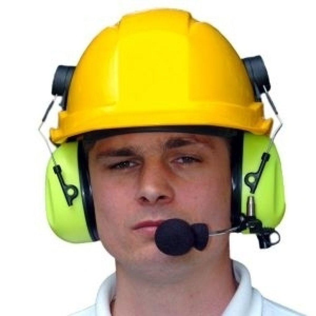 A-Kabel Bluetooth headset with helmet fitting SNR28dB - AK-6591-HELMET - Showcomms
