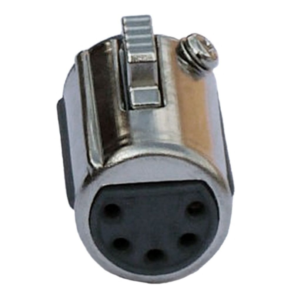 Telex RTS BP325 XLR5F headset connector - F01U109052 - Showcomms