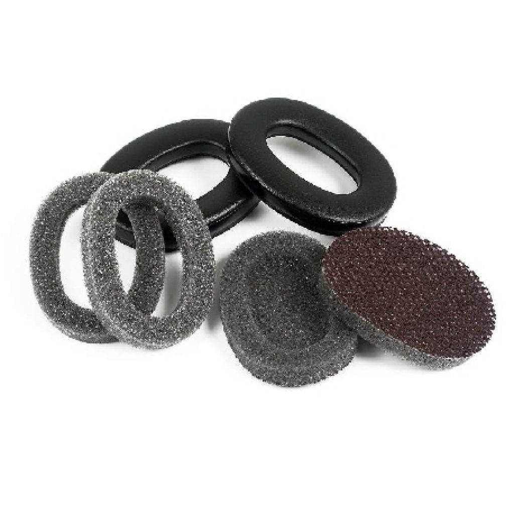 3M Peltor HY79 Peltor Hygiene kit black earmuff earseals - HY79 - Showcomms