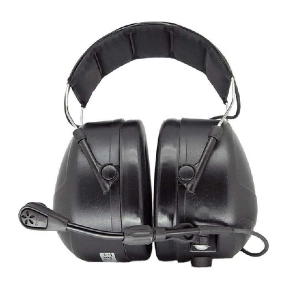 Peltor Flex headset with socket for FL6U 2 way radio leads - MT53H79A-77 - Showcomms