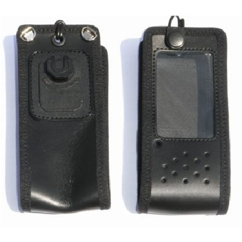 Klickfast leather case for Motorola MotoTrbo DP3600 DP3601 - KFCASE-TRBO2 - Showcomms